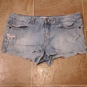 ❄ 2/$12 [No Boundaries] Booty Shorts